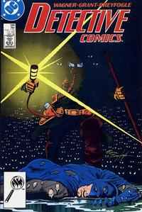 Cover Thumbnail for Detective Comics (DC, 1937 series) #586