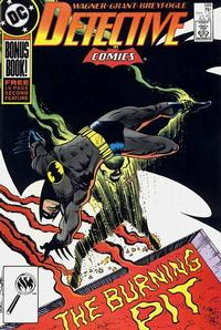 Cover Thumbnail for Detective Comics (DC, 1937 series) #589