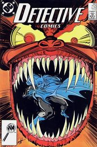 Cover Thumbnail for Detective Comics (DC, 1937 series) #593