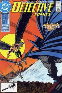 Cover Thumbnail for Detective Comics (DC, 1937 series) #595 [Direct]