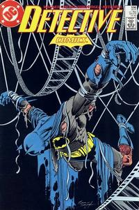 Cover Thumbnail for Detective Comics (DC, 1937 series) #596