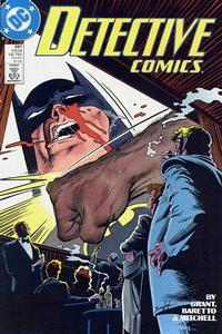 Cover Thumbnail for Detective Comics (DC, 1937 series) #597 [Direct]