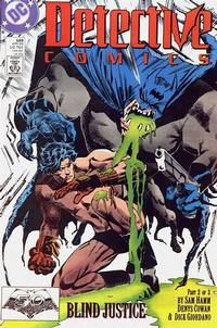 Cover Thumbnail for Detective Comics (DC, 1937 series) #599