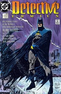 Cover Thumbnail for Detective Comics (DC, 1937 series) #600 [Direct]