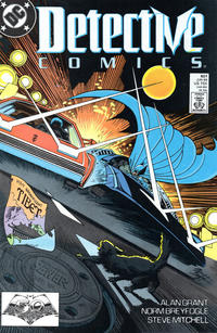 Cover Thumbnail for Detective Comics (DC, 1937 series) #601 [Direct Edition]
