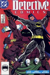 Cover Thumbnail for Detective Comics (DC, 1937 series) #602