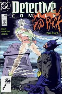 Cover Thumbnail for Detective Comics (DC, 1937 series) #606 [Direct]