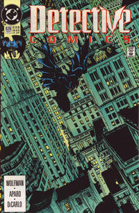 Cover Thumbnail for Detective Comics (DC, 1937 series) #626