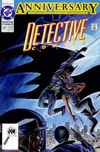 Cover Thumbnail for Detective Comics (DC, 1937 series) #627 [Direct]