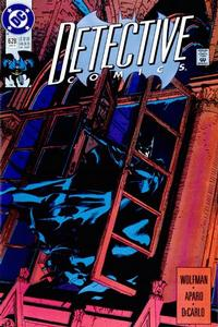 Cover Thumbnail for Detective Comics (DC, 1937 series) #628