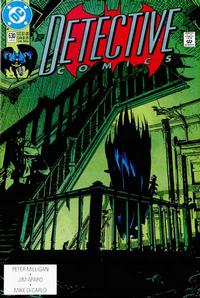 Cover Thumbnail for Detective Comics (DC, 1937 series) #630