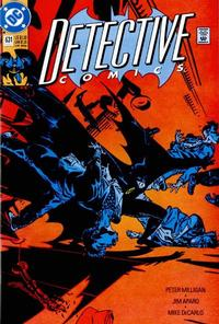 Cover Thumbnail for Detective Comics (DC, 1937 series) #631 [Direct]