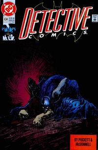 Cover Thumbnail for Detective Comics (DC, 1937 series) #634 [Direct]