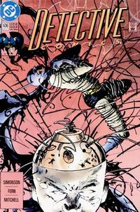 Cover for Detective Comics (DC, 1937 series) #636