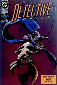 Cover Thumbnail for Detective Comics (DC, 1937 series) #637