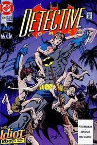 Cover Thumbnail for Detective Comics (DC, 1937 series) #639