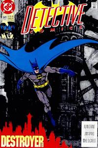 Cover Thumbnail for Detective Comics (DC, 1937 series) #641 [Direct Edition]