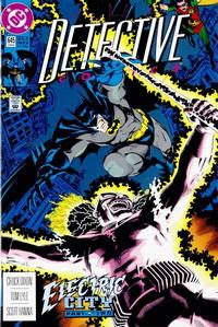 Cover Thumbnail for Detective Comics (DC, 1937 series) #645