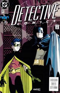 Cover Thumbnail for Detective Comics (DC, 1937 series) #647