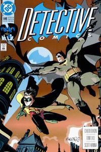 Cover Thumbnail for Detective Comics (DC, 1937 series) #648