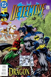 Cover Thumbnail for Detective Comics (DC, 1937 series) #650