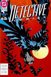 Cover Thumbnail for Detective Comics (DC, 1937 series) #651