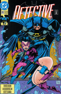 Cover Thumbnail for Detective Comics (DC, 1937 series) #652