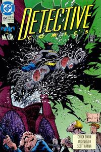 Cover Thumbnail for Detective Comics (DC, 1937 series) #654