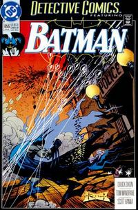 Cover Thumbnail for Detective Comics (DC, 1937 series) #656