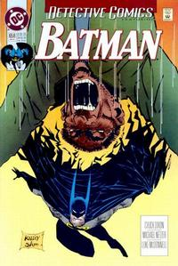 Cover Thumbnail for Detective Comics (DC, 1937 series) #658