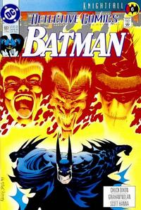 Cover Thumbnail for Detective Comics (DC, 1937 series) #661