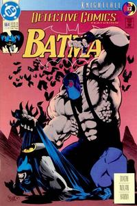 Cover Thumbnail for Detective Comics (DC, 1937 series) #664 [Direct]