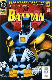 Cover Thumbnail for Detective Comics (DC, 1937 series) #667