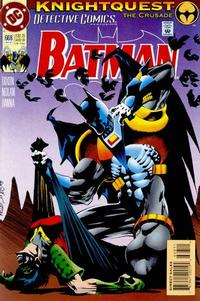 Cover Thumbnail for Detective Comics (DC, 1937 series) #668 [Direct Sales]