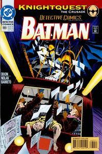 Cover Thumbnail for Detective Comics (DC, 1937 series) #669