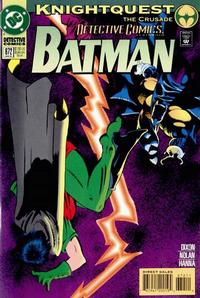 Cover Thumbnail for Detective Comics (DC, 1937 series) #672