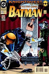 Cover Thumbnail for Detective Comics (DC, 1937 series) #673
