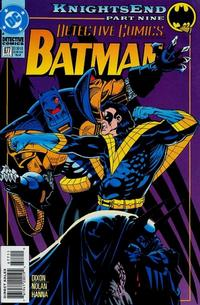 Cover Thumbnail for Detective Comics (DC, 1937 series) #677