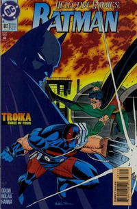 Cover Thumbnail for Detective Comics (DC, 1937 series) #682 [Direct Sales]