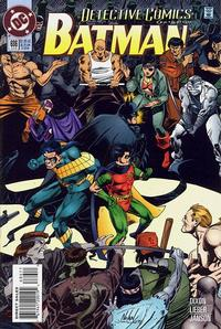 Cover Thumbnail for Detective Comics (DC, 1937 series) #686