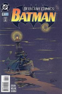 Cover Thumbnail for Detective Comics (DC, 1937 series) #687 [Direct Edition]