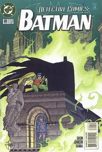 Cover Thumbnail for Detective Comics (DC, 1937 series) #690 [Direct Edition]