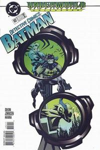 Cover Thumbnail for Detective Comics (DC, 1937 series) #692