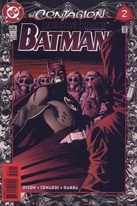 Cover Thumbnail for Detective Comics (DC, 1937 series) #695