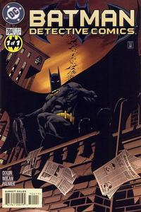 Cover Thumbnail for Detective Comics (DC, 1937 series) #704