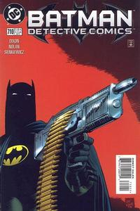 Cover Thumbnail for Detective Comics (DC, 1937 series) #710
