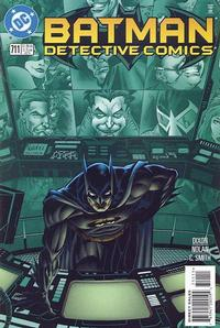 Cover Thumbnail for Detective Comics (DC, 1937 series) #711