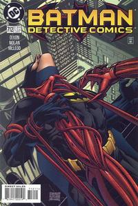 Cover Thumbnail for Detective Comics (DC, 1937 series) #712 [Direct Edition]