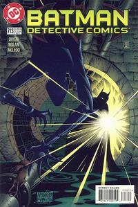 Cover Thumbnail for Detective Comics (DC, 1937 series) #713