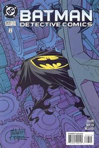 Cover Thumbnail for Detective Comics (DC, 1937 series) #717 [Direct Edition]